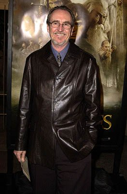 Premiere: Wes Craven at the Hollywood premiere of New Line's The Lord of The Rings: The Fellowship of The Ring - 12/16/2001