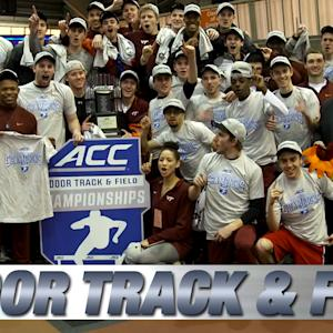 Virginia Tech Wins 2015 ACC Men's Indoor Track & Field Championship