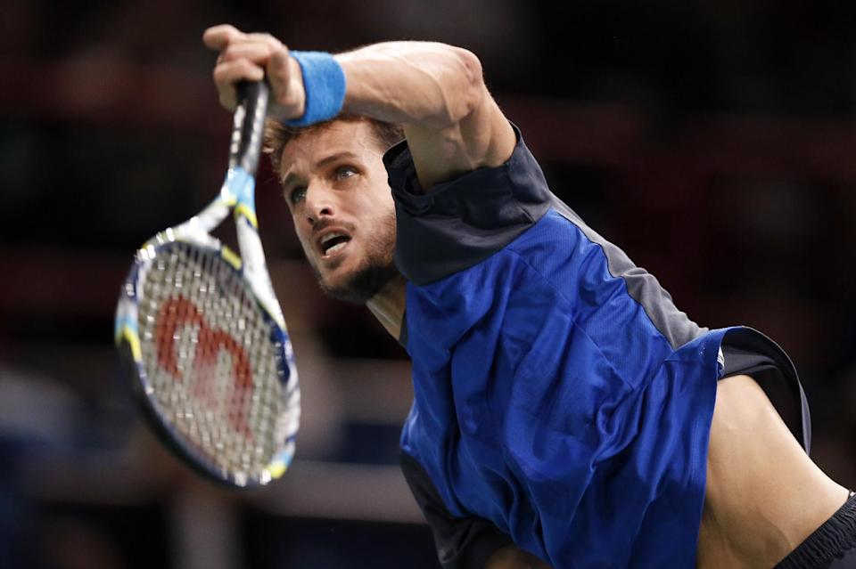 Cilic makes winning comeback at Paris Masters