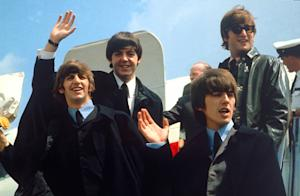 Rare Color Photos of the Beatles Going Up for Auction