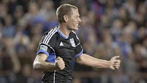Four forwards? San Jose Earthquakes find a way to make it work and could try it again in Dallas