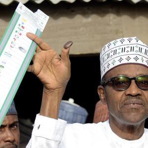 Buhari Wins Presidential Election in Nigeria
