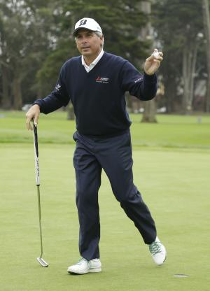 Fred Couples leads Charles Schwab Cup Championship