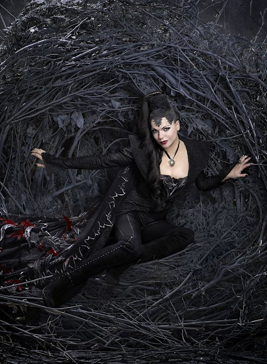 "Lana Parrilla stars as Evil Queen/Regina in ""Once Upon a Time."""