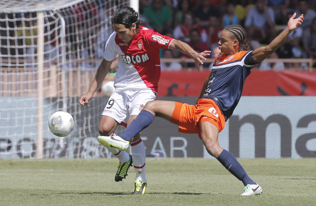 France Monaco League Soccer