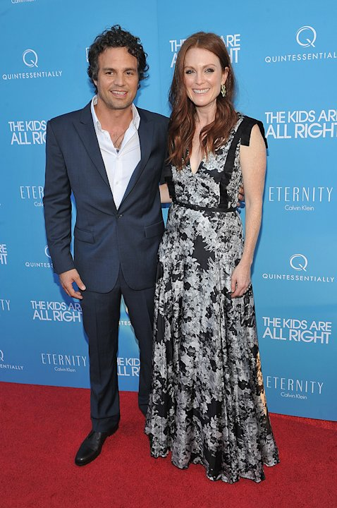 The Kids Are All Right NY Premiere 2010 Mark Ruffalo Julianne Moore