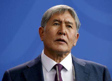 Kyrgyz president has recovered, may leave hospital this week: office