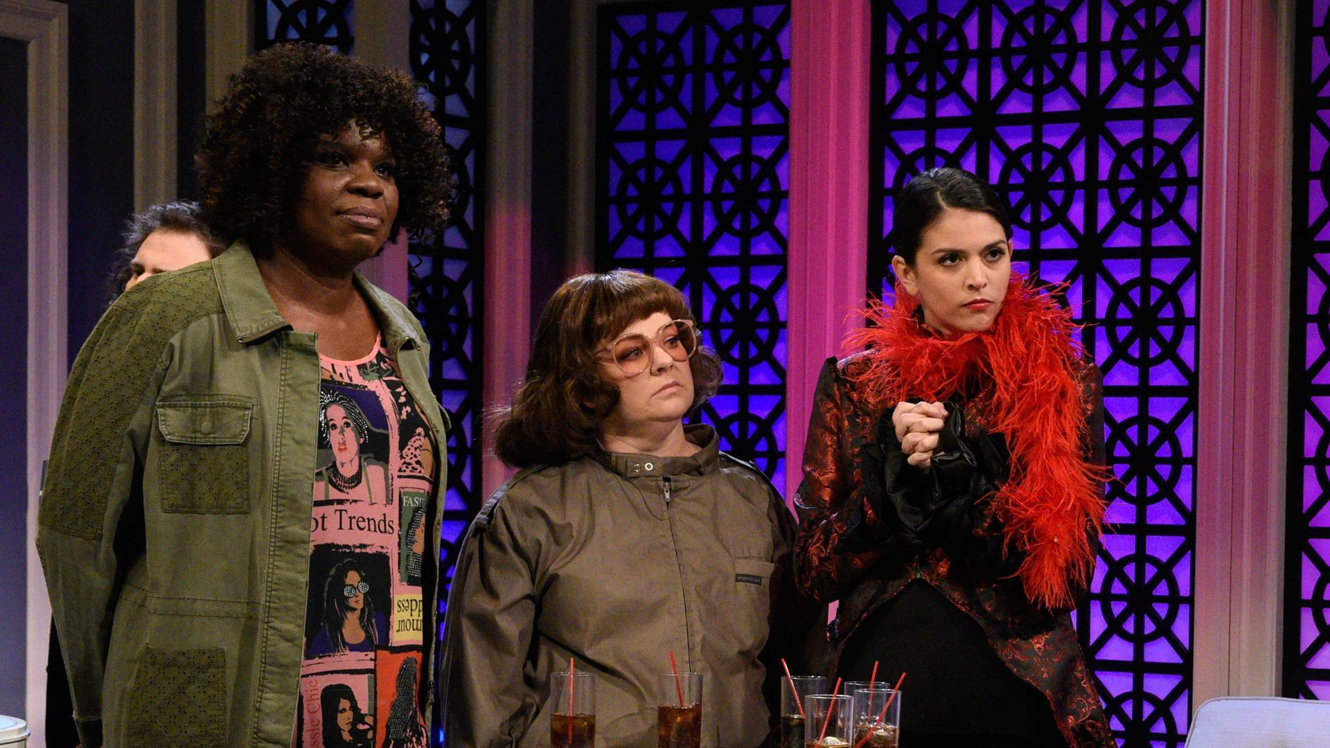 'SNL' Recap: Melissa McCarthy and Kanye Were Our Funny Valentines