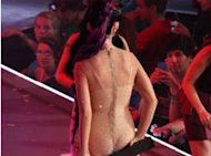 Katy Perry Shocks In Revealing Nude Bodysuit At MuchMusic Awards!