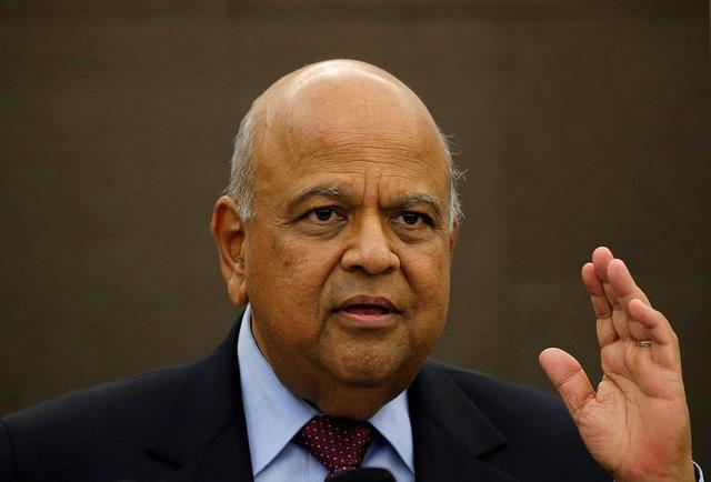 South Africa's finance minister to be charged for graft - City Press