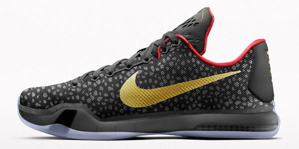 NIKEiD Now Lets You Add Safari Print to the Kobe X