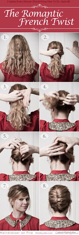 7 Fresh Twists on the French Twist