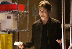 Ian Somerhalder | Photo Credits: Annette Brown/ The CW