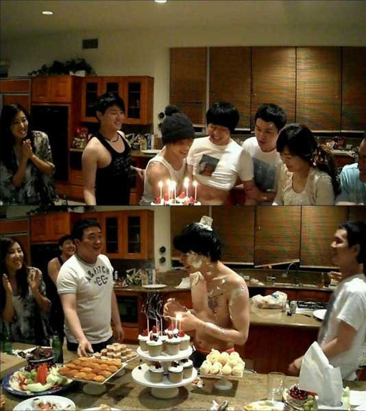 Celebs Wish Park Yoo Chun a Happy Birthday