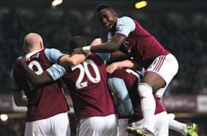 West Ham 3-0 Fulham: Jol on the brink as Cottagers capitulate in London derby