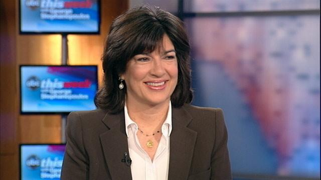 Christiane Amanpour: When Out in the Field, 'I Always Fear for My Safety'
