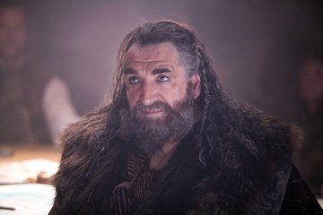 Jim Carter as John Faa in New Line Cinema's The Golden Compass