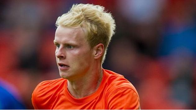 Football - Dundee Utd v Ross County