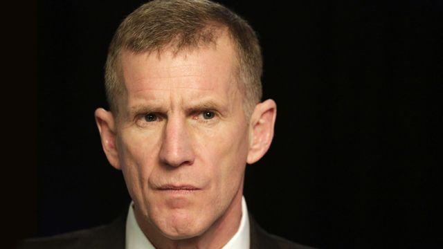 McChrystal talks national security shakeups, Rolling Stone