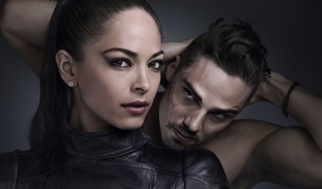 Kristin Kreuk and Jay Ryan in 'Beauty and The Beast' -- The CW