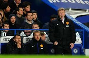 David Moyes: Manchester United won't throw in the towel