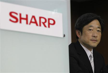 Sharp considers chairman's retirement, to scrap posts: Kyodo