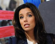 Eva Longoria to co-chair Barack Obama&#39;s inauguration committee