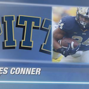 Best of Pitt RB James Conner vs Iowa