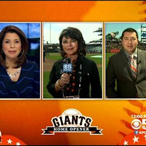 Team Coverage: Giants Fans Ready For Opening Day