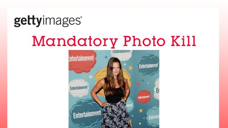 MANDATORY PHOTO KILL Entertainment Weekly's Annual Comic-Con Celebration - Arrivals