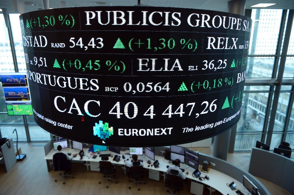 European stocks boosted by strong US growth