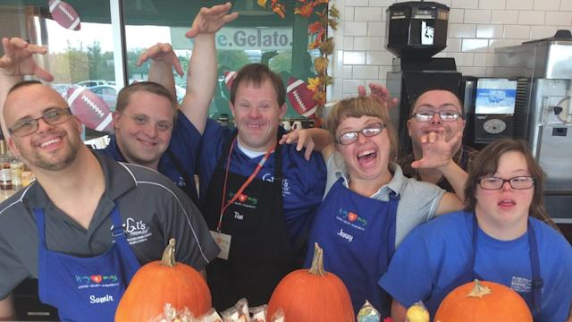 This Cafe Is Run by Adults With Down Syndrome