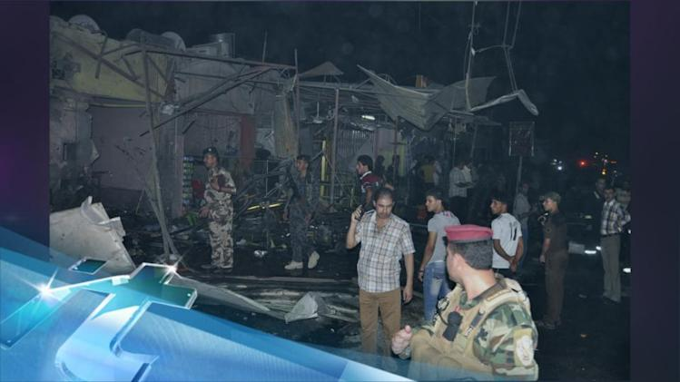 Wave of bombings in Iraq during holiday kills 69
