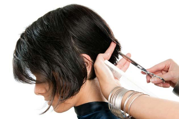 1. Trimming your hair will make it grow faster.