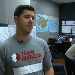 Military vets head to Philippines for typhoon relief efforts