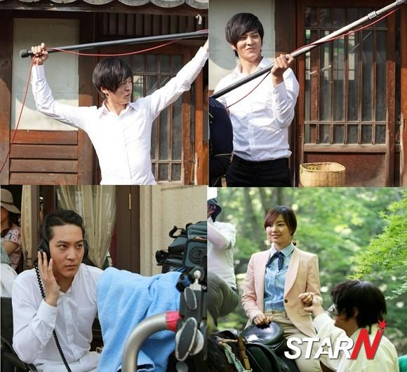 'Gaksital' Joo Won helping and caring for other staffs during his break