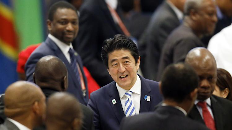 Private sector role stressed at Japan-Africa meet