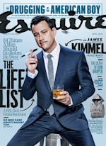 Jimmy Kimmel Esquire