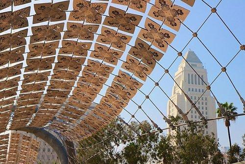 Public Art: New Light-Up Downtown Overpasses Will Change Based on Pollution, Weather, Footsteps