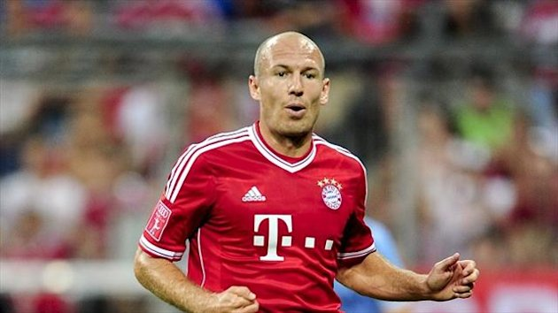 Arjen Robben (PA Photos)