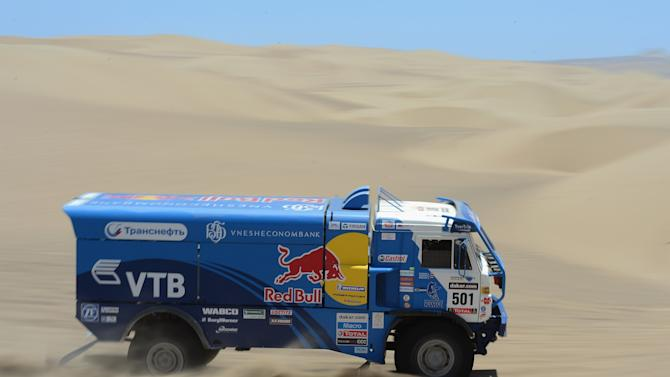 2013 Dakar Rally - Day Two
