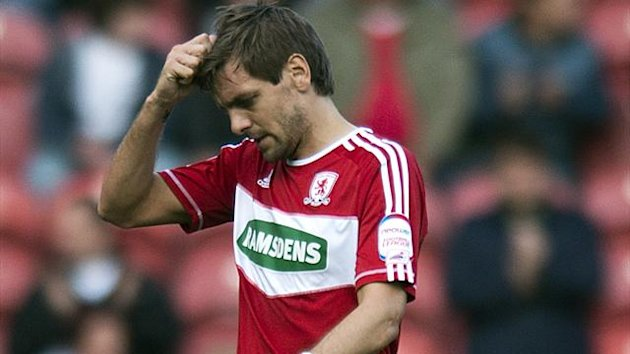 Jonathan Woodgate, Middlesbrough (PA Photos)