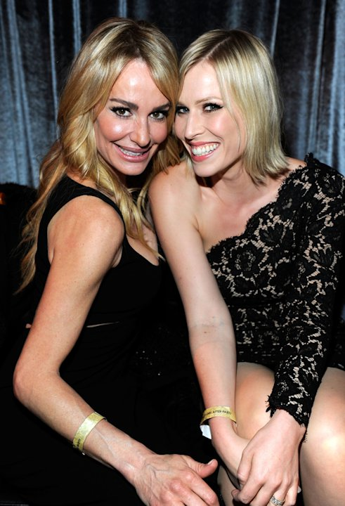 Taylor Armstrong and Natasha Bedingfield