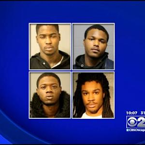 Members Of Alleged Smash And Grab Burglary Crew Charged