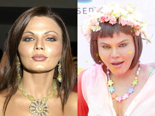 Rakhi Sawant's new face