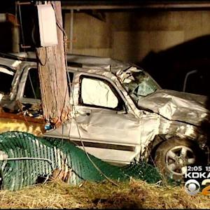 Man Injured After SUV Crashes Into Shaler Building