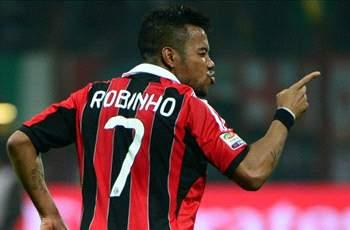 Santos confirm Robinho talks with AC Milan