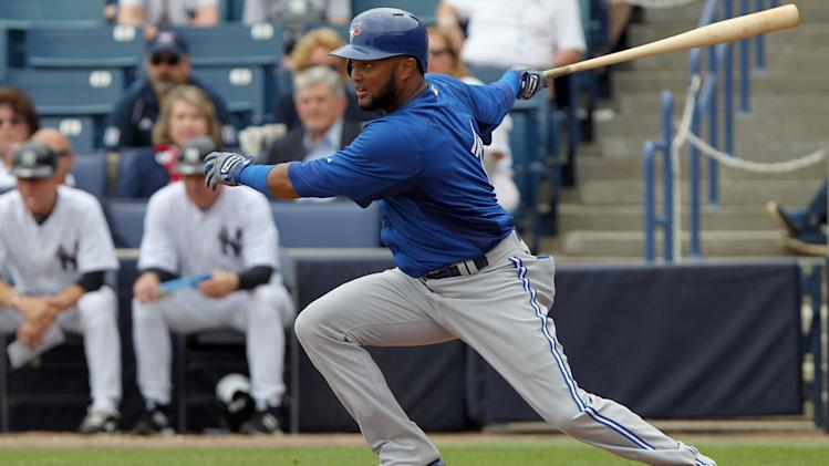 MLB: Spring Training-Toronto Blue Jays at New York Yankees