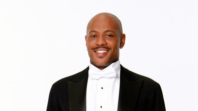 "The winner of two gold medals in the 100m sprint and the 4x100m relay at the 2000 Sydney Summer Olympics, track star Maurice Greene competes in season 7 of ""Dancing with the Stars."""