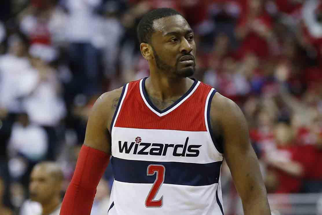 Morning tip: John Wall learns to lead by example